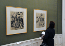 "The Exhibition ""Picasso: The Eternal Quest ""Was Officially Unveiled In The Halls Of The National Art Gallery In Sofia"