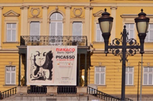 "The Exhibition ""Picasso: The Eternal Quest"" Was Officially Unveiled In The Halls Of The National Art Gallery In Sofia"