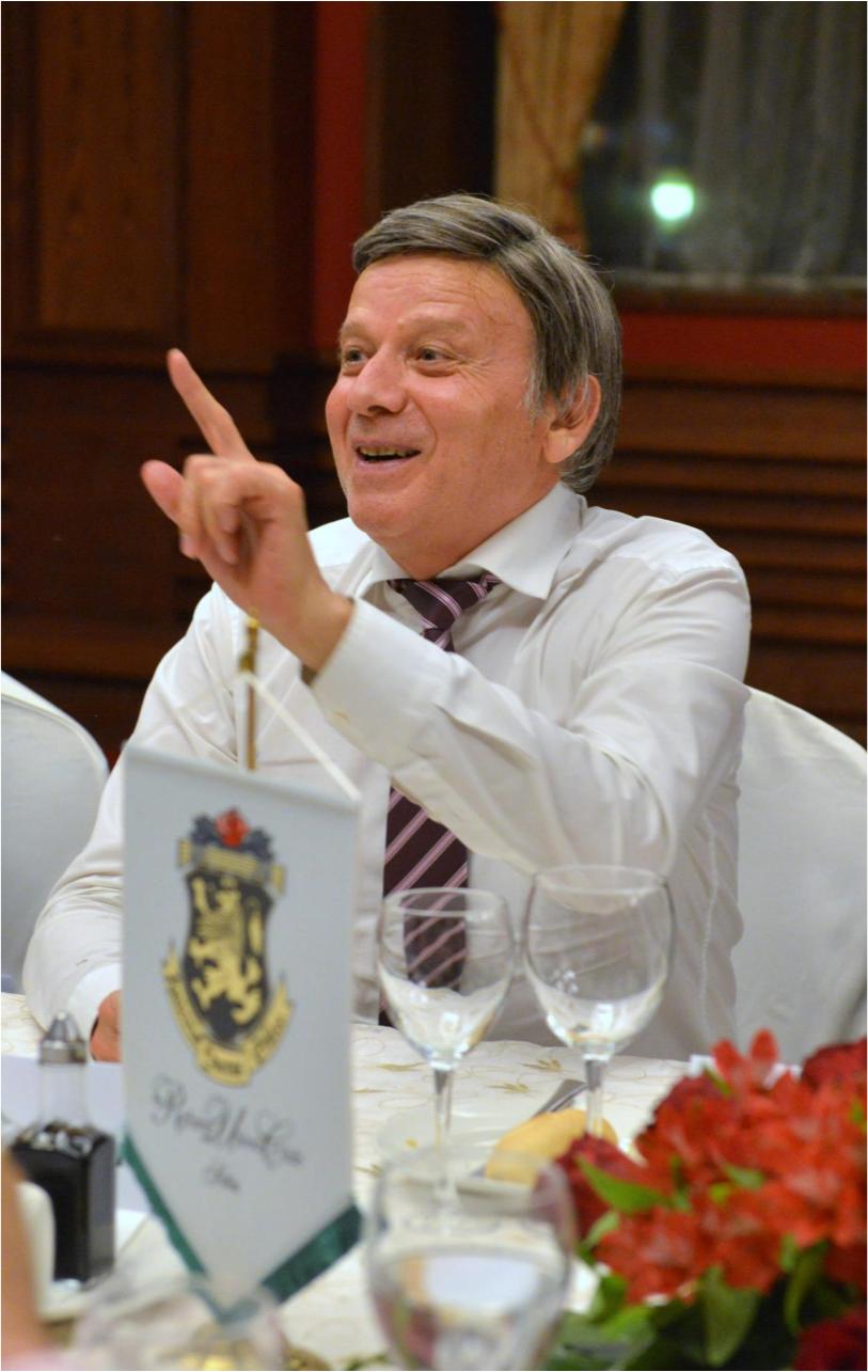 Prof. Lachezar Tsotsorkov – Chairman of Reform Union Club